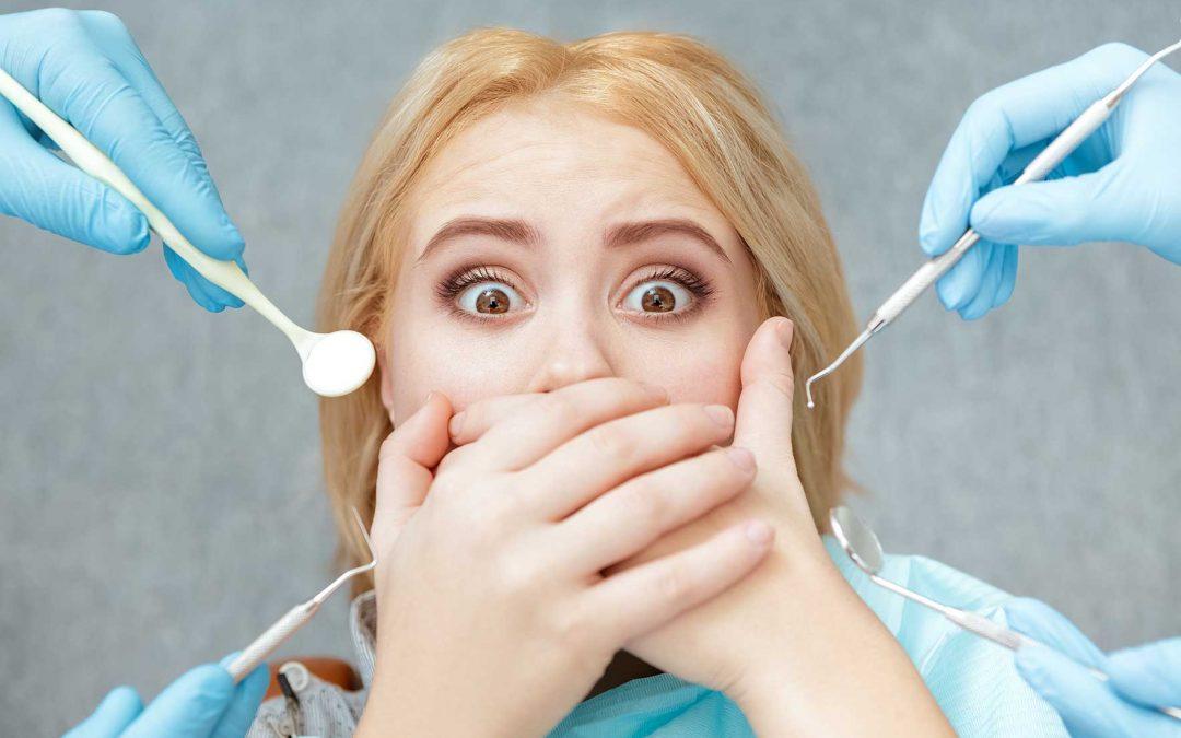 Odontofobia, Miedo extremo al Odontólogo